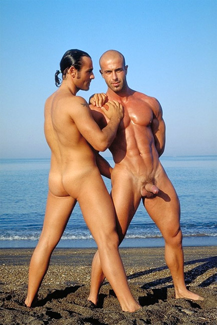 from John gay male nudes on beaches